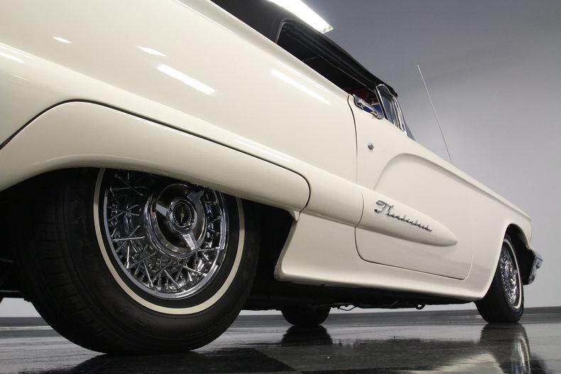 1960 Ford Thunderbird J-Code #22