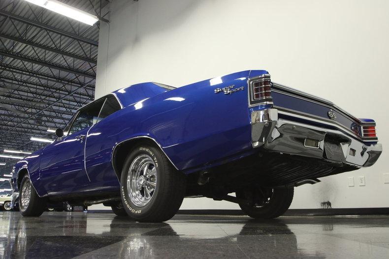 1967 Chevrolet Chevelle SS 396 Clone #14