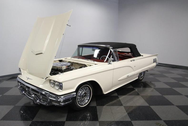 1960 Ford Thunderbird J-Code #30