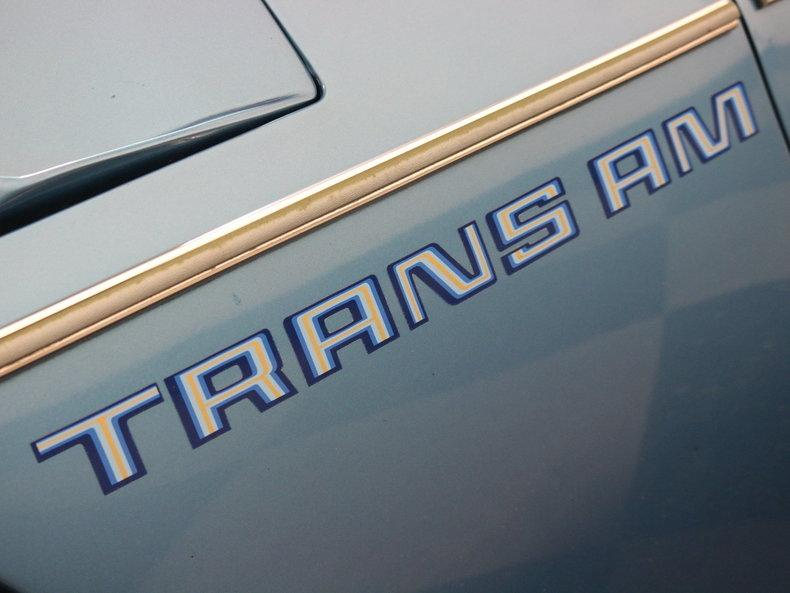 1979 Pontiac Firebird Trans Am #63