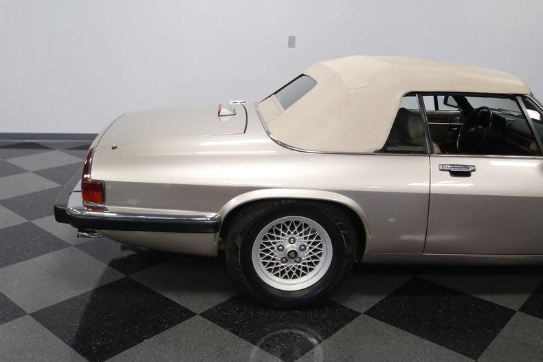 1988 Jaguar XJS V12 #21