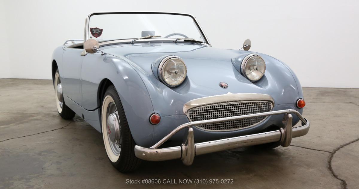 1961 Austin-Healey Bug Eye Sprite #2