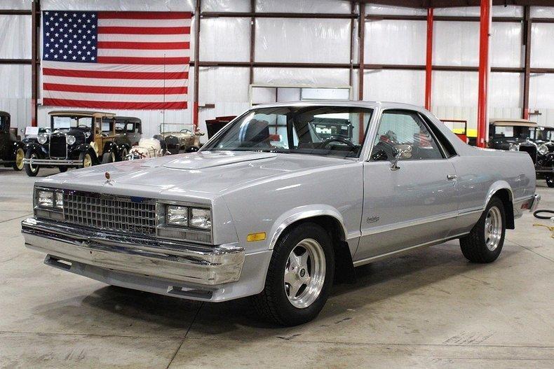 1985 Chevrolet El Camino #0