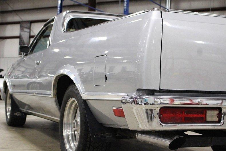 1985 Chevrolet El Camino #32