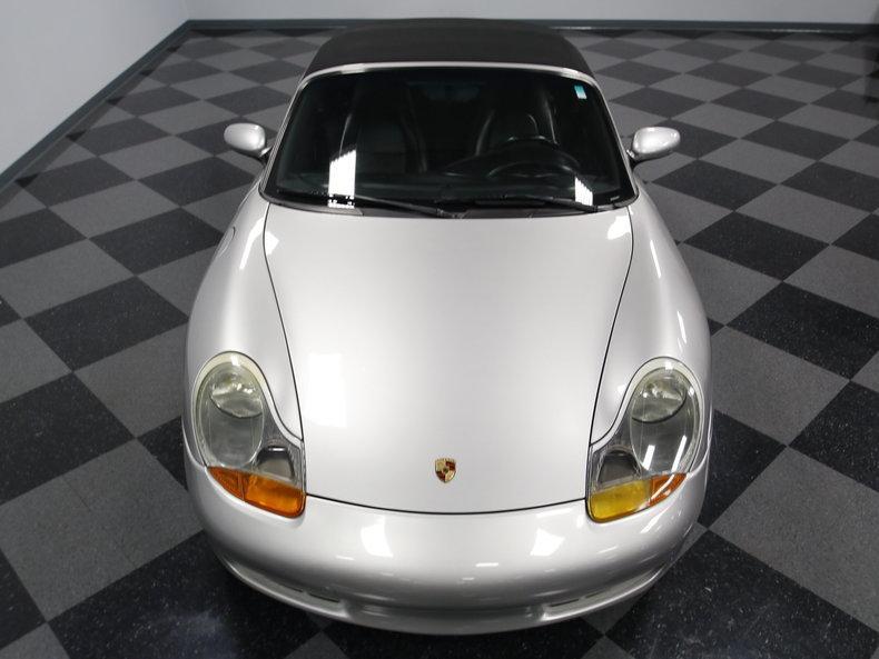 2002 Porsche Boxster #7