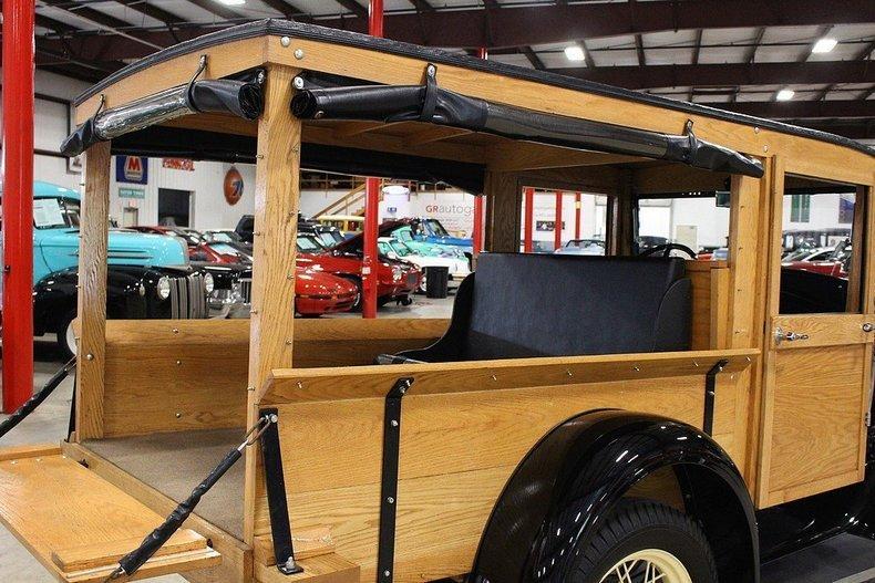 1931 Ford Model A Huckster #43
