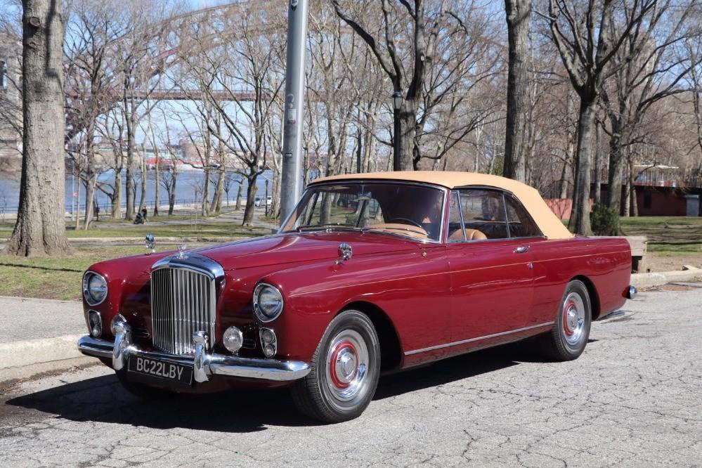 1962 Bentley S2 Continental Park Ward #5