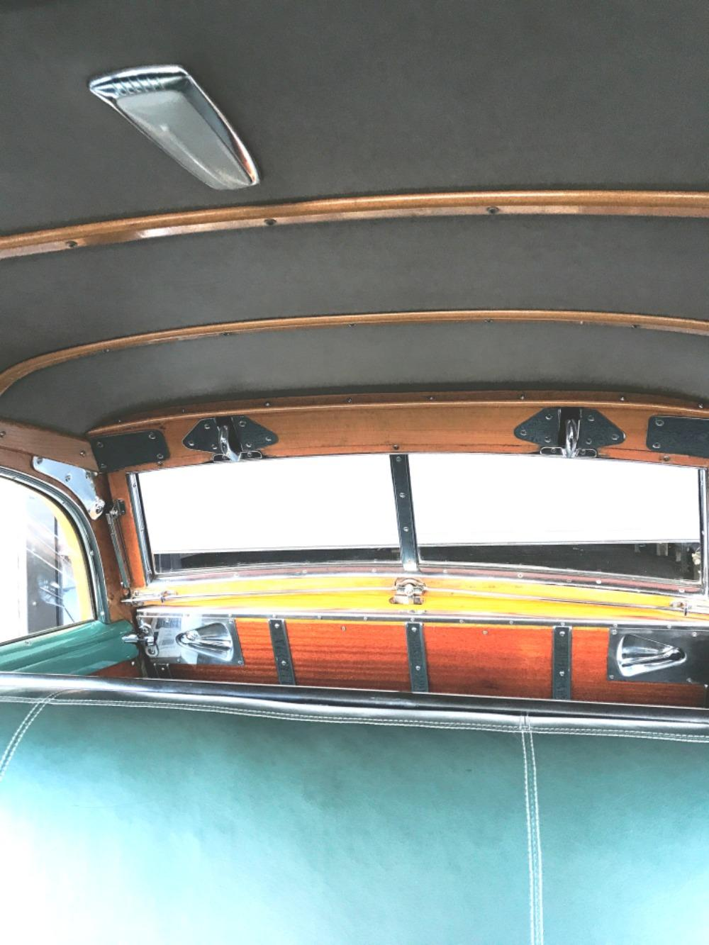 1949 Buick Series 50 -RARE WOODY WAGON- ONLY 653 BUILT-Super Estate Wagon Stock # 849CAMK for sale near Mundelein, IL | IL Buick Dealer #70