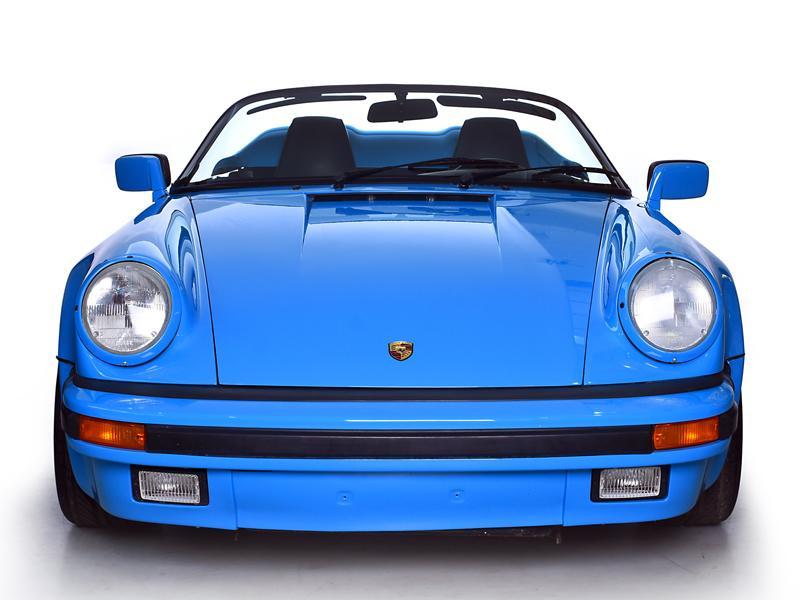 Porsche 930 3.3L Turbo Speedster 1988 #1