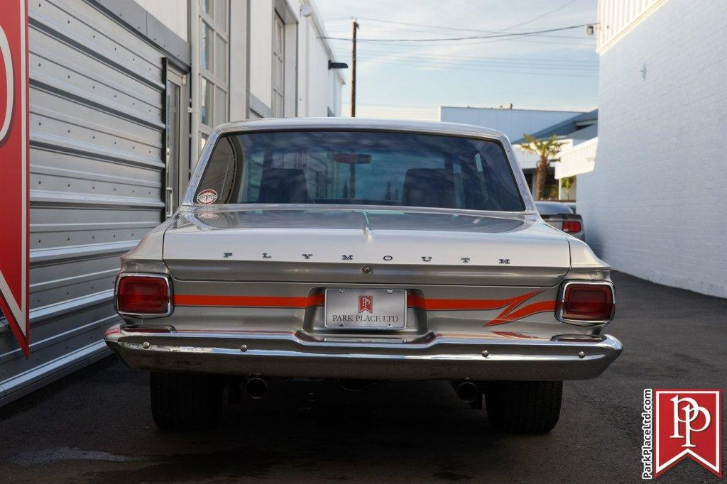 1965 Plymouth Belvedere #1