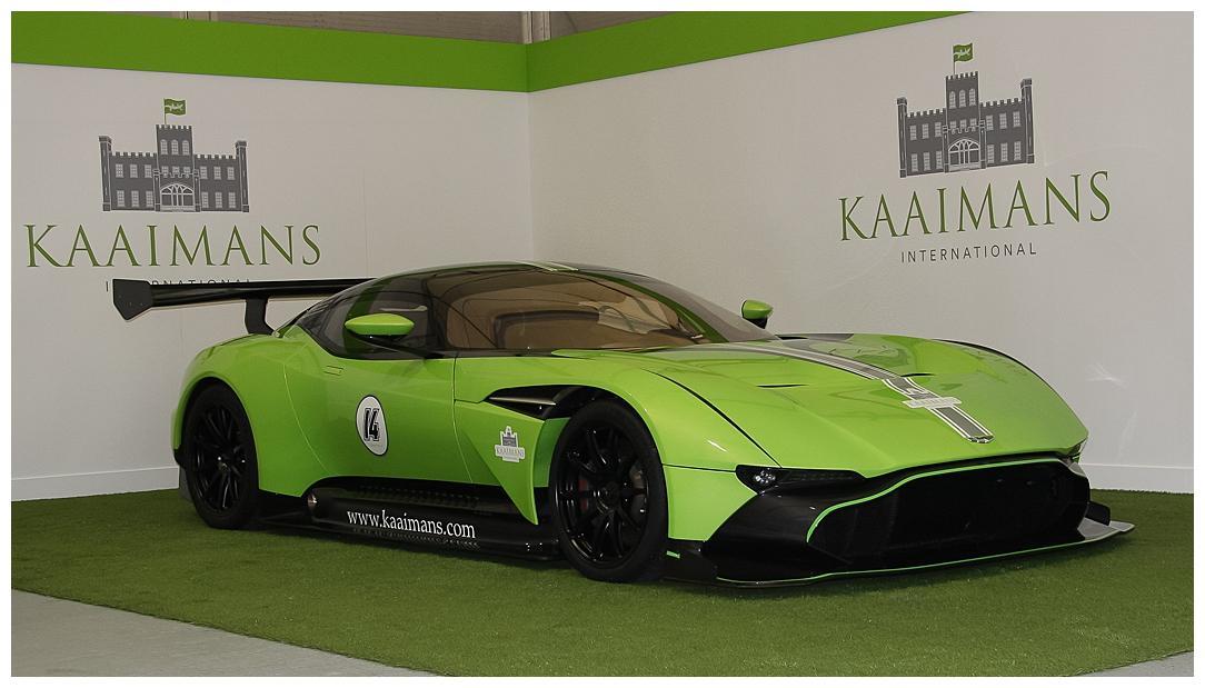Aston Martin Vulcan (Vat Qualifying) #9