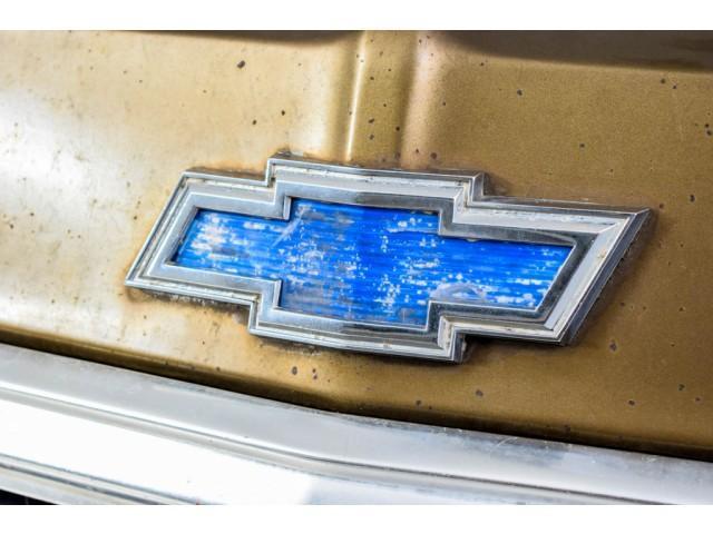 Chevrolet Pickup Custom Camper V8 #24