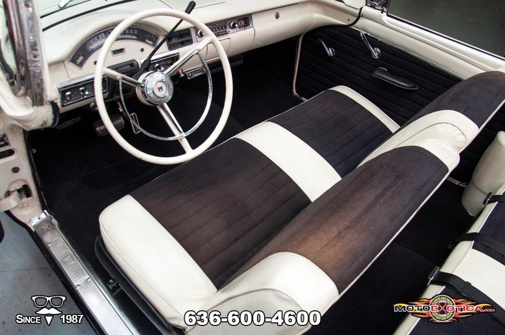 1957 Ford Fairlane 500 Sunliner Restomod #70