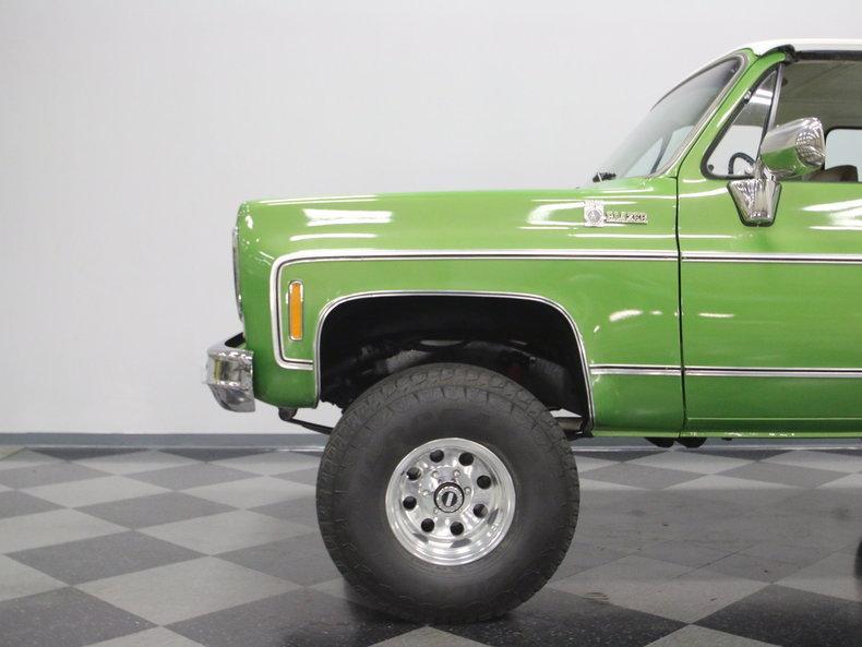 1975 Chevrolet Blazer K5 #16