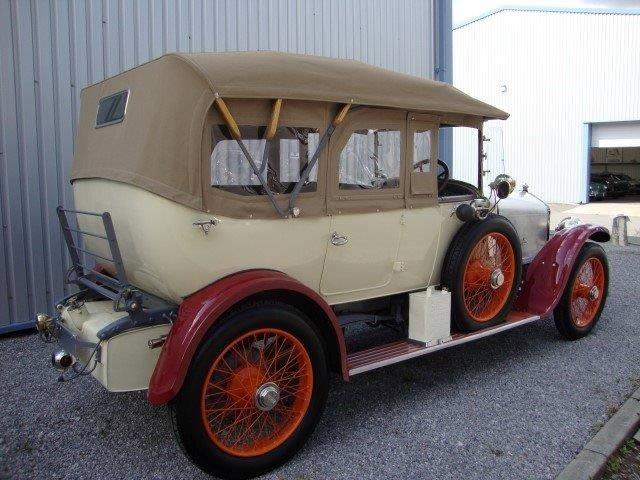 1921 Wolseley Model 20 C8 #1