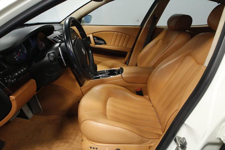 2007 Maserati Quattroporte Sport GT #3