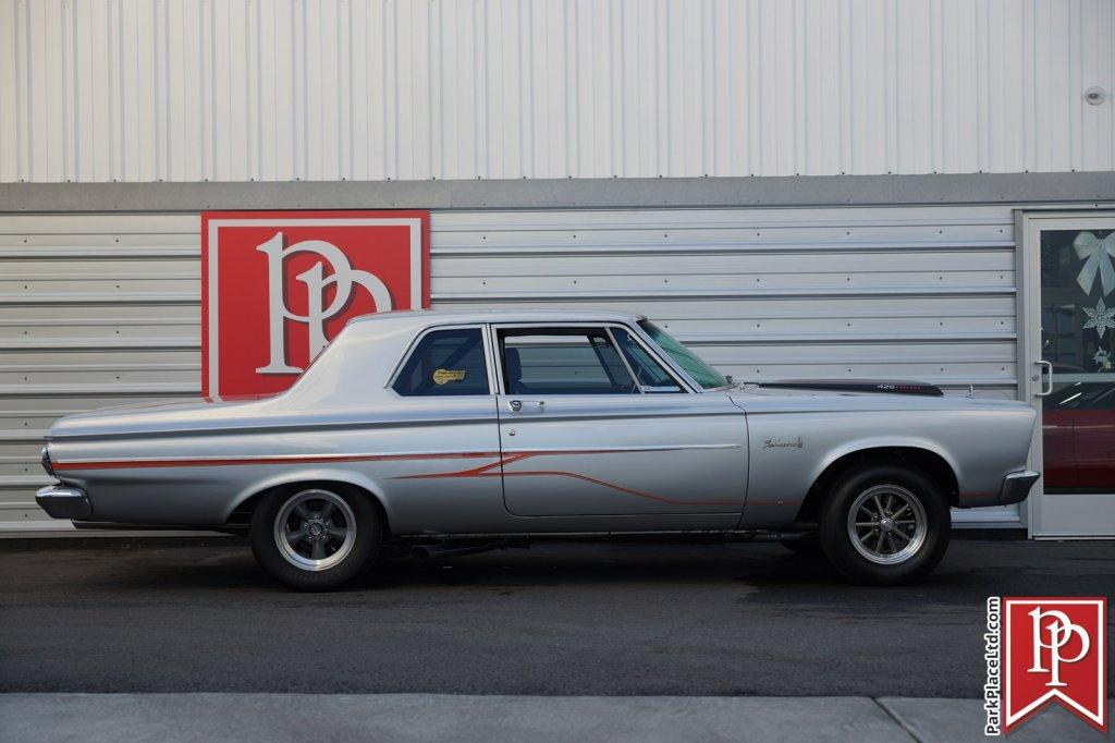 1965 Plymouth Belvedere #3