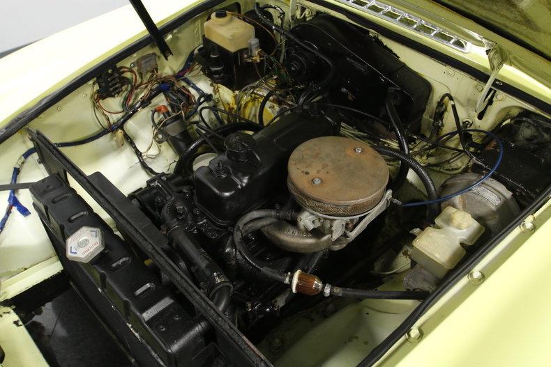 1976 MG MGB #27