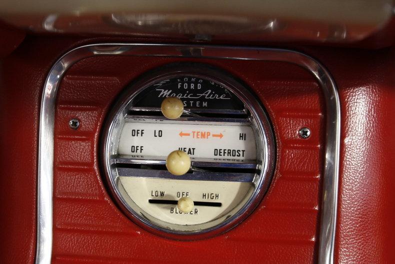1960 Ford Thunderbird J-Code #40