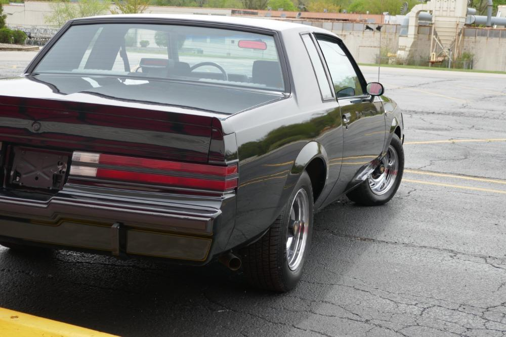 1986 Buick Grand National -PRICED TO SELL-ONE OWNER STOCK GN-LOW 34K MILES-CLEAN CARFAX-SEE VIDEO Stock # 52343SG for sale near Mundelein, IL | IL Buick Dealer #4