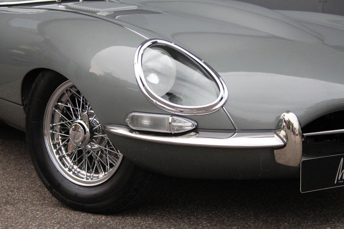 Jaguar E-Type S 1 3,8 litre Coupé #11