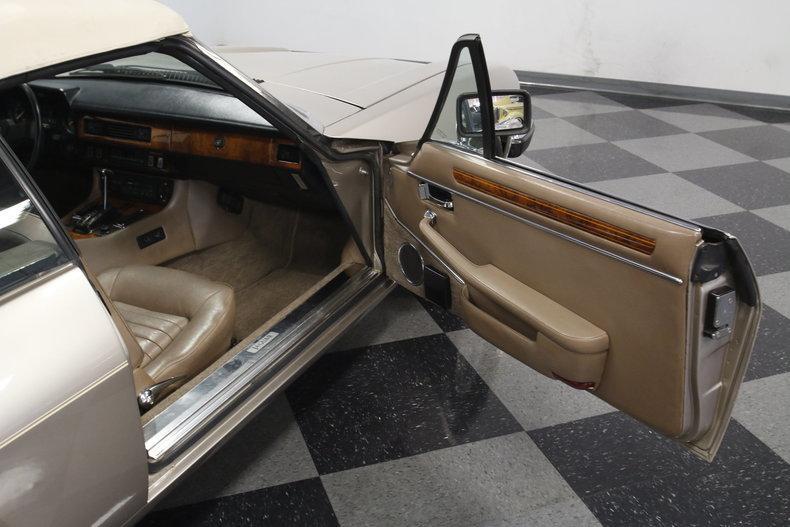 1988 Jaguar XJS V12 #50