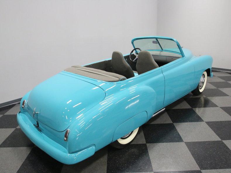 1949 Chevrolet Sedan Roadster #19