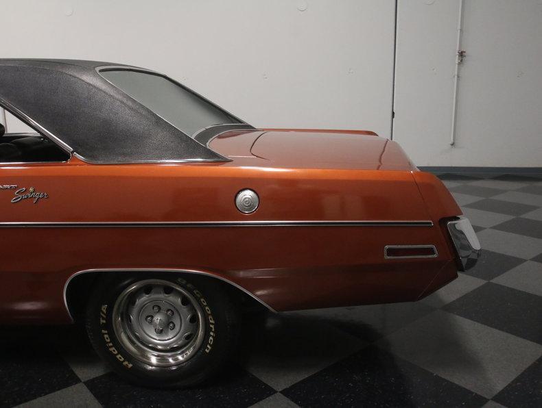 1970 Dodge Dart Swinger #13