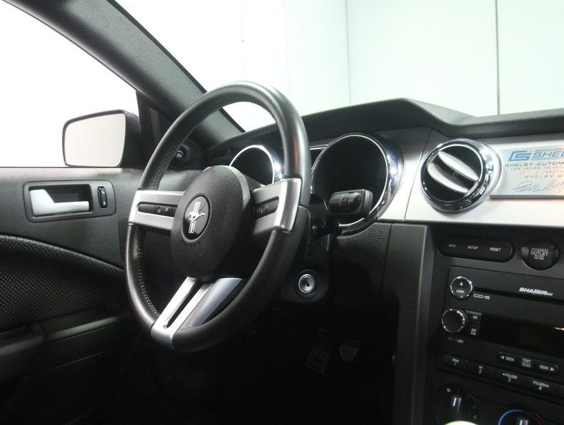 2008 Ford Mustang Shelby GT #55
