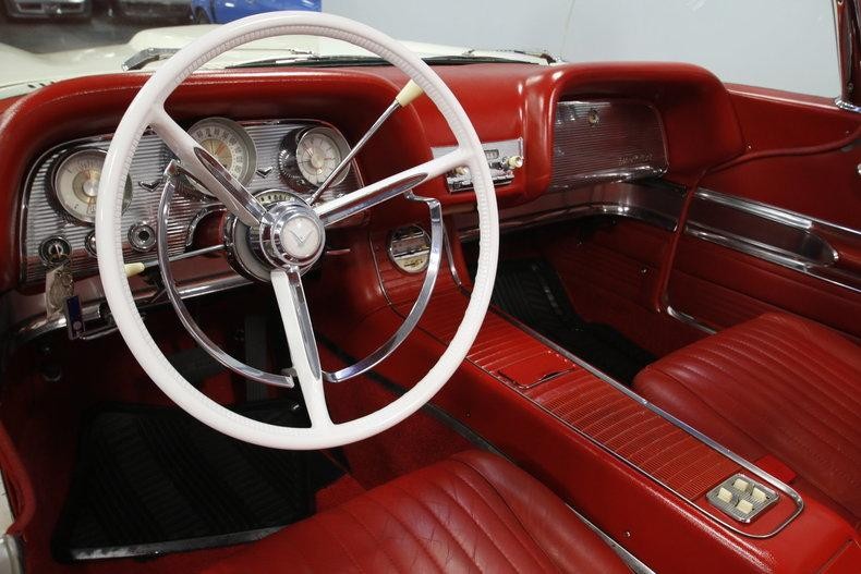 1960 Ford Thunderbird J-Code #36