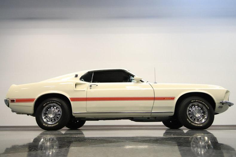 1969 Ford Mustang Mach 1 Cobra Jet #21