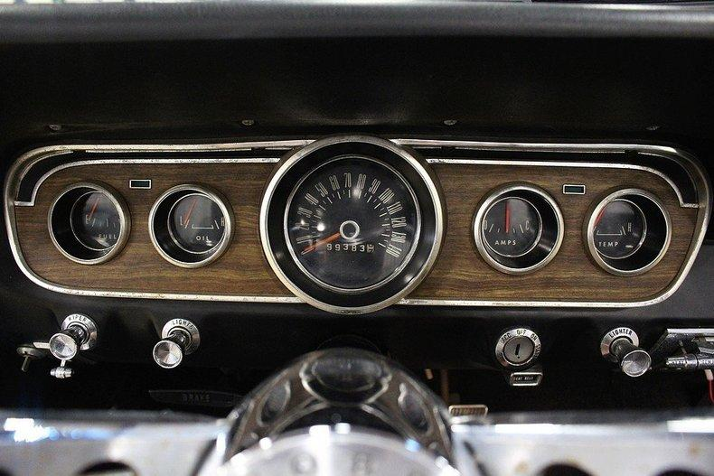 1966 Ford Mustang #40