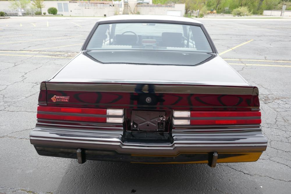 1986 Buick Grand National -PRICED TO SELL-ONE OWNER STOCK GN-LOW 34K MILES-CLEAN CARFAX-SEE VIDEO Stock # 52343SG for sale near Mundelein, IL | IL Buick Dealer #10