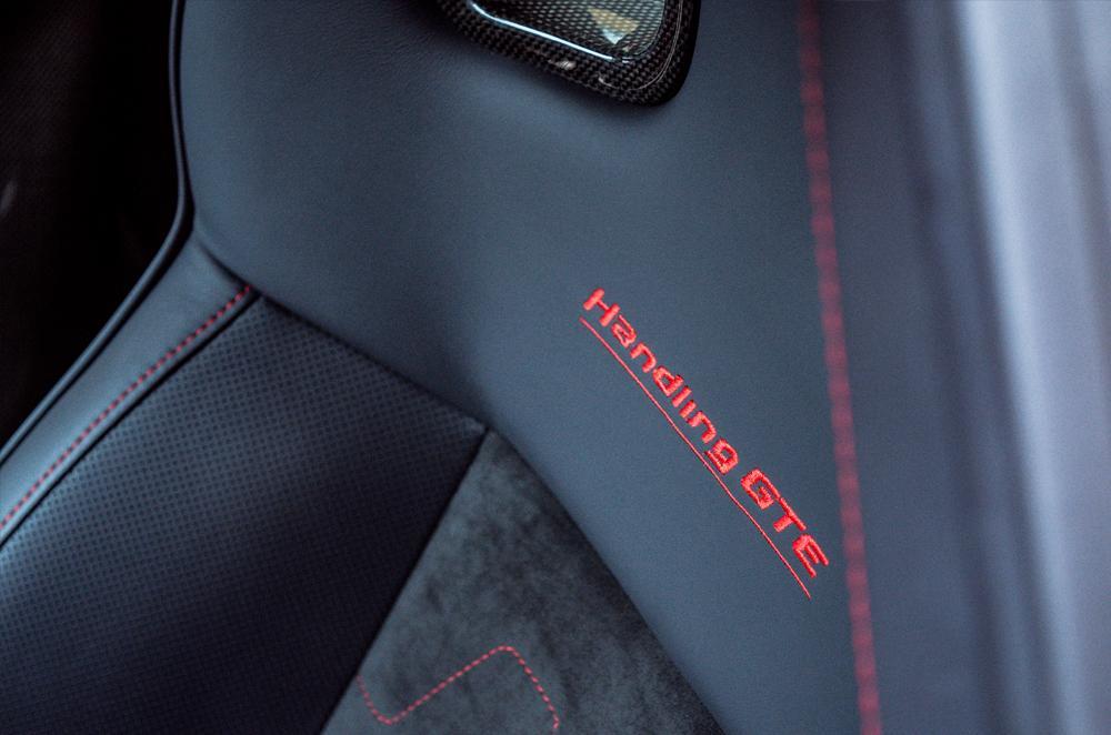 FERRARI 599 HGTE F1 2009 #24