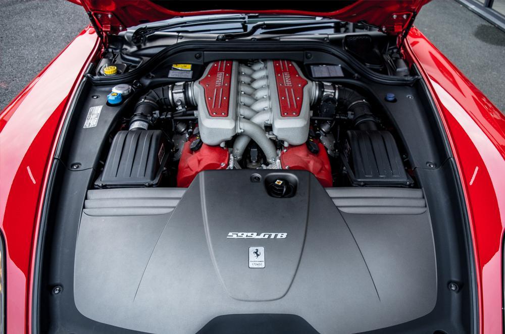 FERRARI 599 HGTE F1 2009 #17