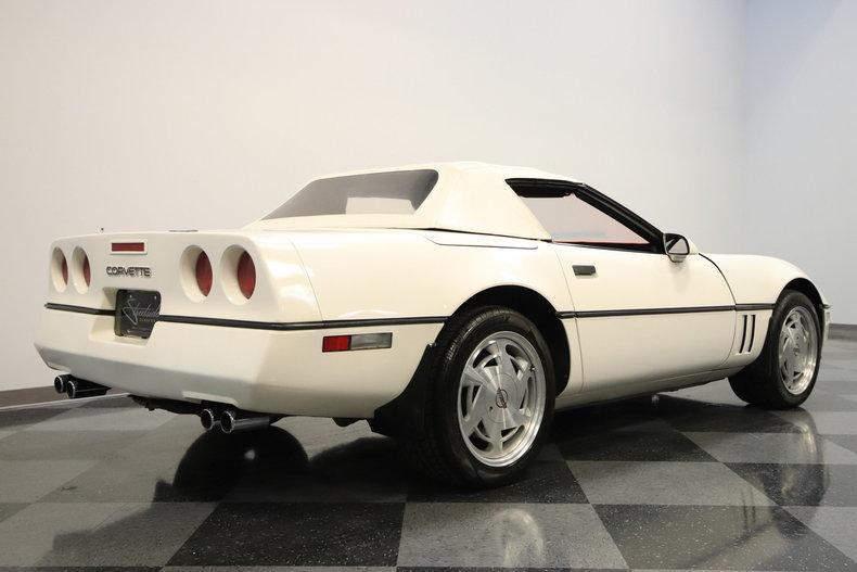 1988 Chevrolet Corvette #17