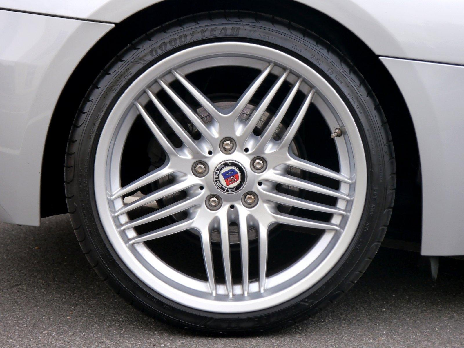 BMWALPINA ROADSTER 3.4 S LUX - RARE VEHICLE - BMW FSH #3