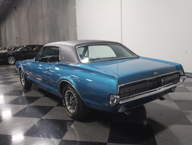 1967 Mercury Cougar #14