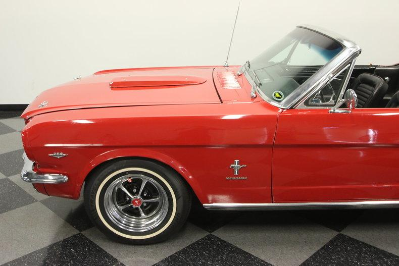 1966 Ford Mustang Convertible #13