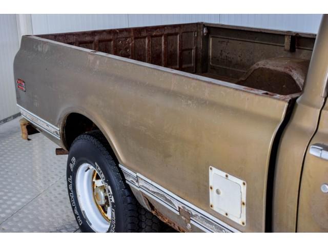 Chevrolet Pickup Custom Camper V8 #35