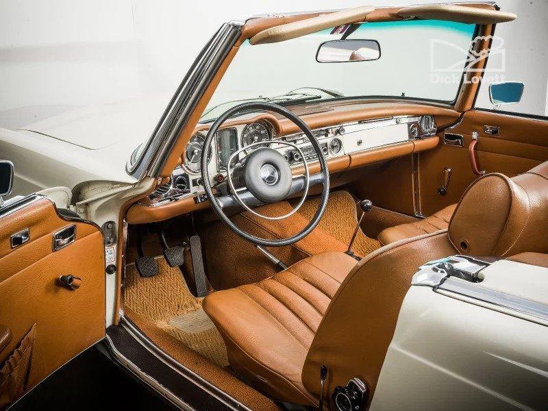 Mercedes-Benz W113 280SL 'Pagoda' 1970 #2