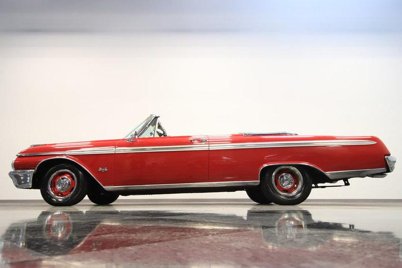 1962 Ford Galaxie 500 Sunliner #9
