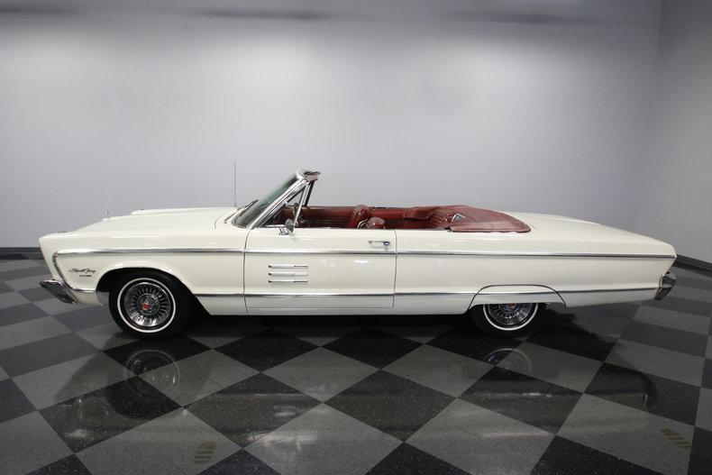 1966 Plymouth Sport Fury Convertible #1