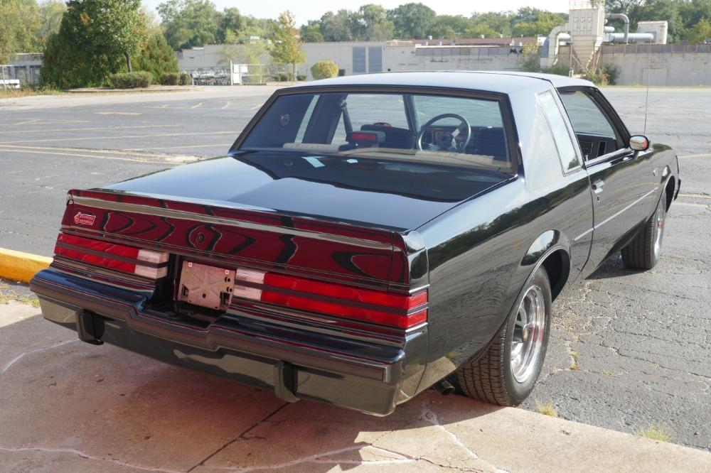 1987 Buick Grand National -ONE OWNER WITH 44k MILES -T-TOPS- SEE VIDEO Stock # 3887JC for sale near Mundelein, IL | IL Buick Dealer #10