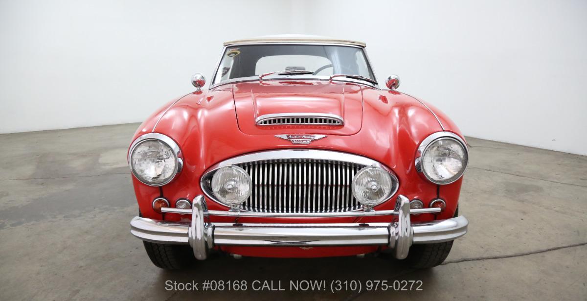 1963 Austin-Healey 3000 BJ7 #18