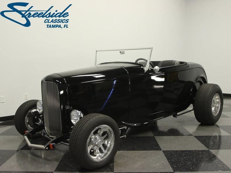 1932 Ford Highboy Roadster #0