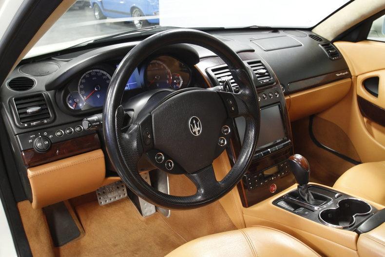2007 Maserati Quattroporte Sport GT #35