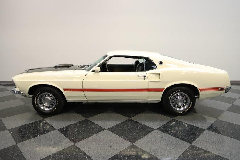 1969 Ford Mustang Mach 1 Cobra Jet #1