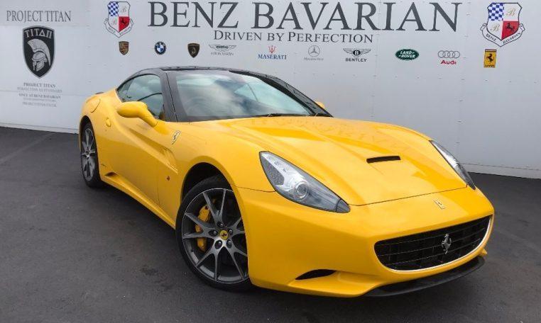 Ferrari California 4.3 2dr #0