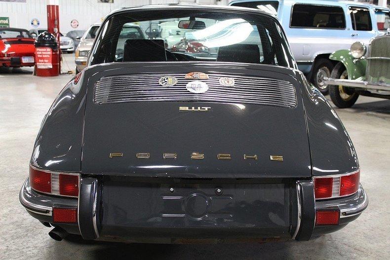 1969 Porsche 911 T #3
